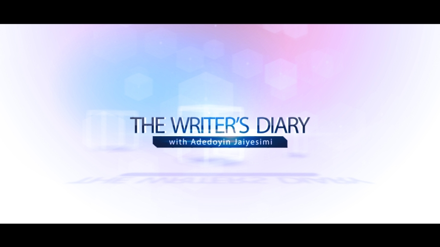 Adedoyin Jaiyesimi, The Writer's Diary