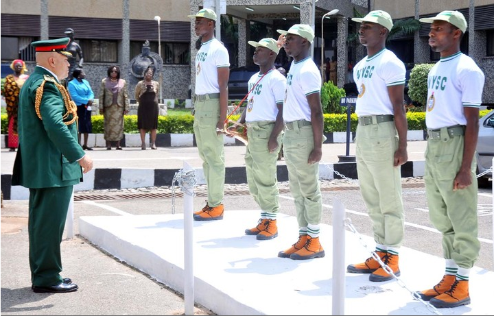 nysc-dg-inspection-parade
