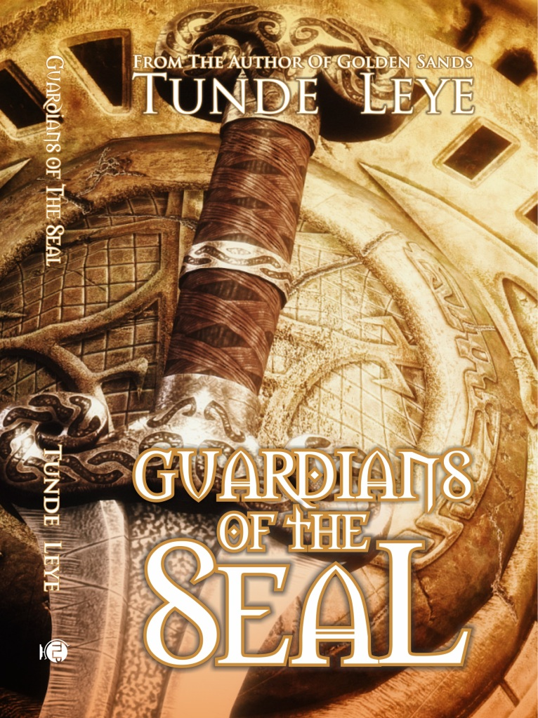 Guardian of the Seal Tunde Leye