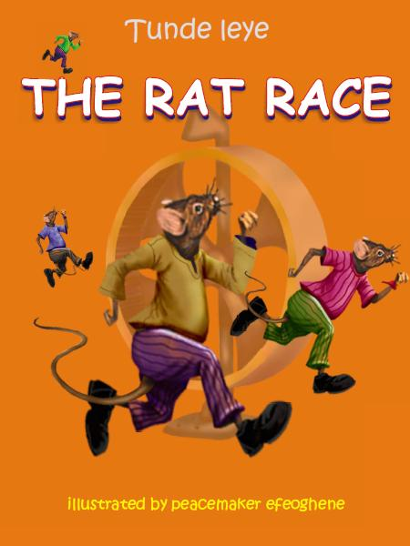 rat-race Tunde Leye